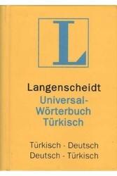 Langenscheidt - Langenscheidt Almanca – Türkçe Türkçe – Almanca Cep Sözlüğü