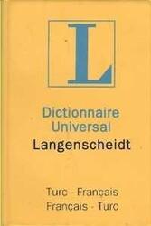 Langenscheidt - Langenscheidt Türkçe - Fransızca Fransızca - Türkçe Sözlük