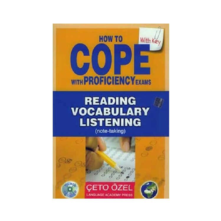 Language Academy Press How To Cope with Proficiency Exams Cd'li