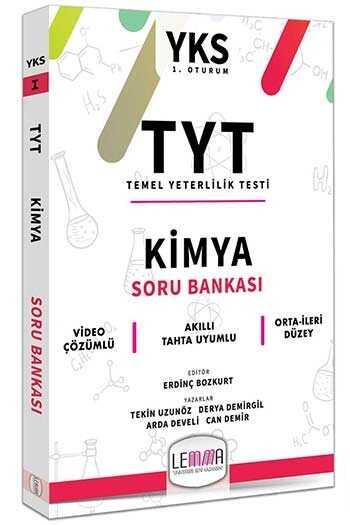 LEMMA Yayınları 2020 TYT Kimya Soru Bankası