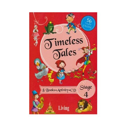 Living English Dictionary - Living English Dictionary Timeless Tales 8 Books Activity CD Stage 4