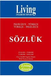 Living English Dictionary - Living Green İngilizce-Türkçe Türkçe-İngilizce Sözlük Living English Dictionary