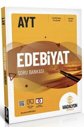 Madalyon Yayıncılık - Madalyon Yayıncılık AYT Edebiyat Soru Bankası