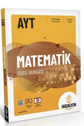 Madalyon Yayıncılık AYT Matematik Soru Bankası