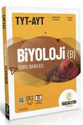 Madalyon Yayıncılık - Madalyon Yayıncılık TYT AYT Biyoloji-B Soru Bankası