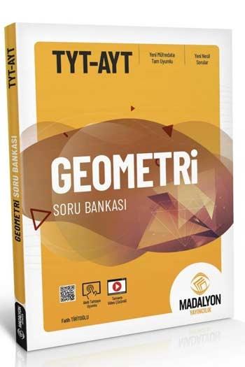 Madalyon Yayıncılık TYT AYT Geometri Soru Bankası