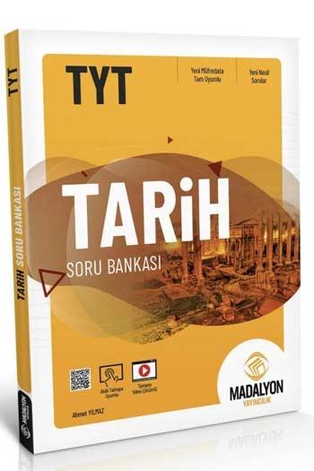 Madalyon Yayıncılık TYT Tarih Soru Bankası