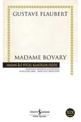 İş Bankası Kültür Yayınları - Madame Bovary Hasan Ali Yücel Klasikleri İş Bankası Kültür Yayınları