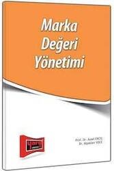 Yargı Yayınları - Marka Değeri Yönetimi Yargı Yayınları