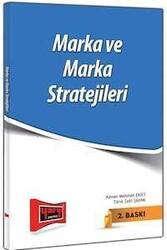 Yargı Yayınları - Marka ve Marka Stratejileri Yargı Yayınları