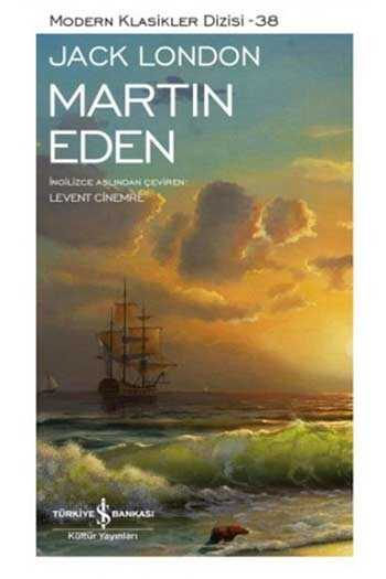 Martin Eden İş Bankası Kültür Yayınları