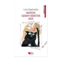 Can Çocuk Yayınları - Martıya Uçmayı Öğreten Kedi - Can Çocuk Yayınları