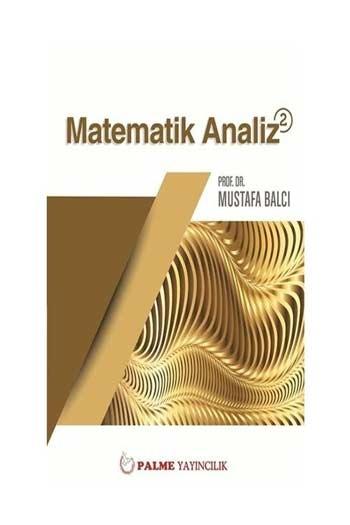 Matematik Analiz 2 Palme Yayınları