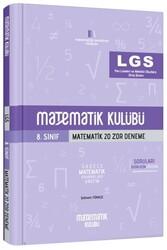 Matematik Kulübü - Matematik Kulübü 8. Sınıf LGS Matematik 20 Zor Deneme