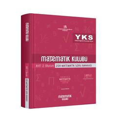 Matematik Kulübü - Matematik Kulübü AYT Zor Matematik Soru Bankası