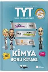 Metin Yayınları - Metin Yayınları 2021 TYT Kimya Soru Kitabı