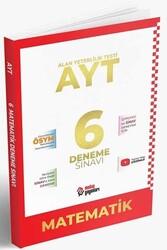 Metin Yayınları - Metin Yayınları AYT Matematik 6 Deneme Sınavı