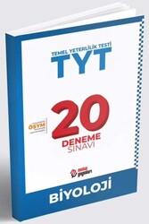Metin Yayınları - Metin Yayınları TYT Biyoloji 20 Deneme