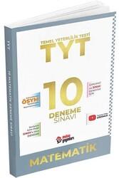 Metin Yayınları - Metin Yayınları TYT Matematik Tamamı Video Çözümlü 10 Deneme Sınavı
