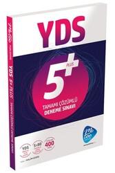 MeToo Publishing - MeToo Publishing YDS Tamamı Çözümlü 5 Plus Deneme Sınavı