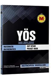 Metropol Yayınları - Metropol Yayınları YÖS Matematik Cep Kitabı