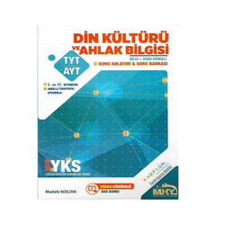 Mikro Hücre Yayınları - Mikro Hücre Yayınları TYT AYT Din Kültürü ve Ahlak Bilgisi Konu Anlatımlı Soru Bankası