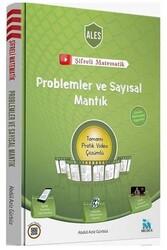 Modus Yayınları - Modus Yayınları 2020 ALES Şifreli Matematik Problemler ve Sayısal Mantık Video Çözümlü