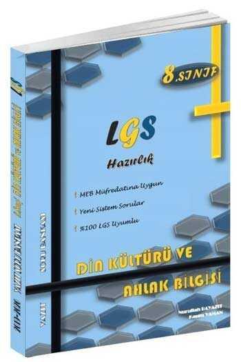 Modus Yayınları 8. Sınıf LGS Din Kültürü ve Ahlak Bilgisi Yazıt Soru Bankası