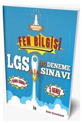 Modus Yayınları - Modus Yayınları 8. Sınıf LGS Fen Bilgisi Roket 10 Deneme