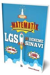 Modus Yayınları - Modus Yayınları 8. Sınıf LGS Matematik Roket 10 Deneme