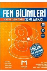 Mozaik Yayınları - Mozaik Yayınları 8. Sınıf LGS Fen Bilimleri Soru Bankası