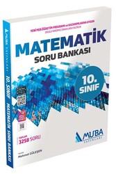 Muba Yayınları - Muba Yayınları 10. Sınıf Matematik Soru Bankası