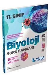 Muba Yayınları - Muba Yayınları 11. Sınıf Biyoloji Soru Bankası