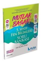 Muba Yayınları - Muba Yayınları 5. Sınıf Fen Bilimleri Mutlak Başarı Soru Bankası