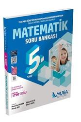 Muba Yayınları - Muba Yayınları 5. Sınıf Matematik Soru Bankası