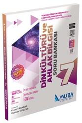 Muba Yayınları - Muba Yayınları 7. Sınıf Din Kültürü ve Ahlak Bilgisi Soru Bankası