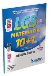 Muba Yayınları - Muba Yayınları 8. Sınıf LGS Matematik 10+1 Deneme Sınavı