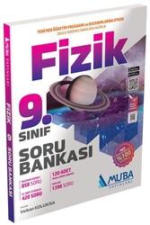 Muba Yayınları - Muba Yayınları 9. Sınıf Fizik Soru Bankası