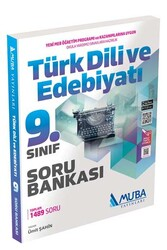 Muba Yayınları - Muba Yayınları 9. Sınıf Türk Dili ve Edebiyatı Soru Bankası