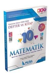 Muba Yayınları - Muba Yayınları KET Serisi 10.Sınıf Matematik Defter ve Kitap