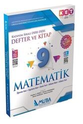 Muba Yayınları - Muba Yayınları KET Serisi 9.Sınıf Matematik Defter ve Kitap