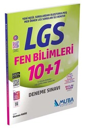Muba Yayınları - Muba Yayınları LGS Fen Bilimleri 10+1 Deneme Sınavı