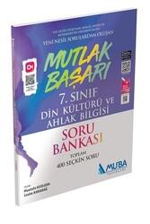 Muba Yayınları - Muba Yayınları Mutlak Başarı 7.Sınıf Din Kültürü ve Ahlak Bilgisi Soru Bankası