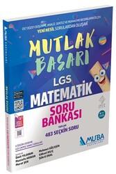 Muba Yayınları - Muba Yayınları Mutlak Başarı LGS Matematik Soru Bankası