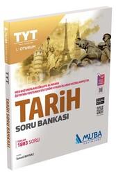 Muba Yayınları - Muba Yayınları TYT 1. Oturum Tarih Soru Bankası