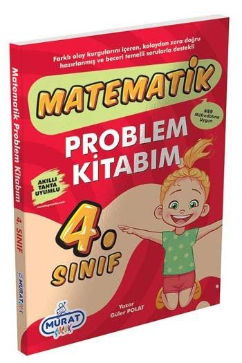 Murat Çocuk 4. Sınıf Matematik Problem Kitabım