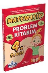 Murat Yayınları - Murat Çocuk 4. Sınıf Matematik Problem Kitabım