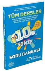 Murat Yayınları - Murat Yayınları 10. Sınıf Tüm Dersler Soru Bankası