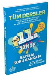 Murat Yayınları - Murat Yayınları 11. Sınıf Sayısal Tüm Dersler Soru Bankası