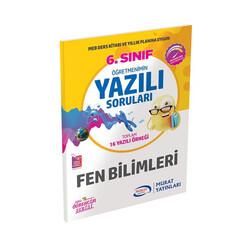 Murat Yayınları - Murat Yayınları 6. Sınıf Fen Bilimleri Öğretmenimin Yazılı Soruları